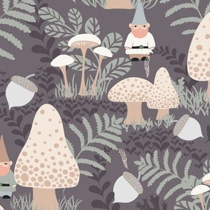 Moonlight Forest Gnomes