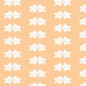 Bow 2- Peach