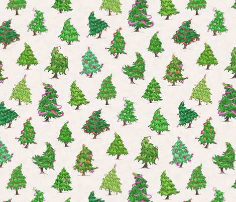 sapin fabric by thelazygiraffe on Spoonflower - custom fabric