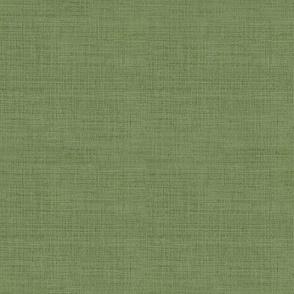 Linen Thistle Green