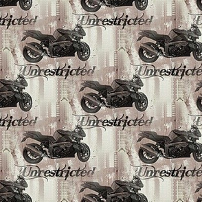 unrestricted - motorbike