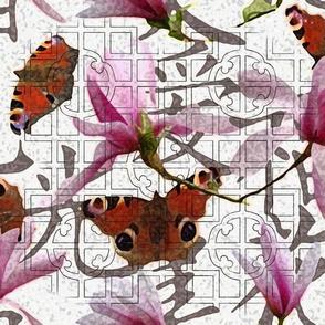 Oriental Pink Magnolia