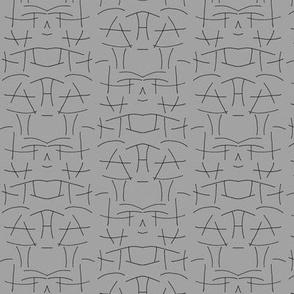 gray glyph