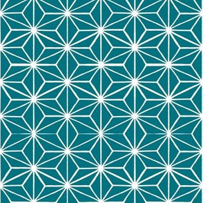 Star Tile in Teal