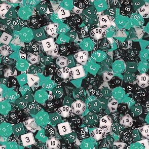 Invasion Gaming Dice