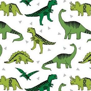 dinosaurs // dino fabric green baby nursery design andrea lauren fabric dinosaurs fabric