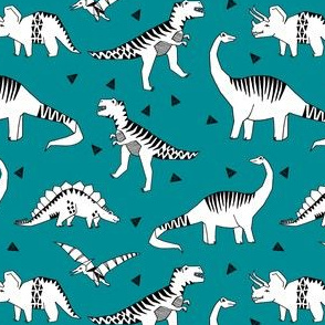 dinosaurs // dino fabric t-rex design baby nursery fabric andrea lauren fabric