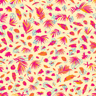 Botanical Geometry [Fiesta]