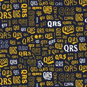 QRS Logo Repeat