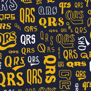 QRS Logo Repeat