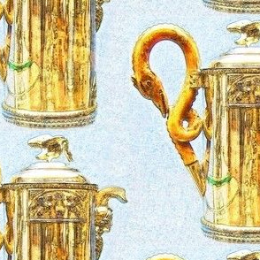 teapot Egyptian