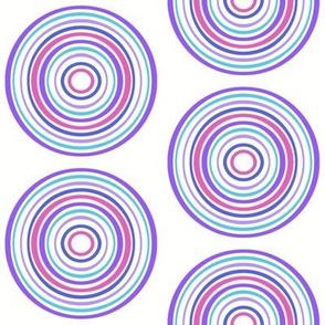 Ballerina Bunny Circles
