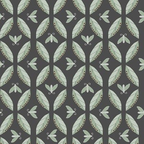 Moth Tile - Seaspray/K70