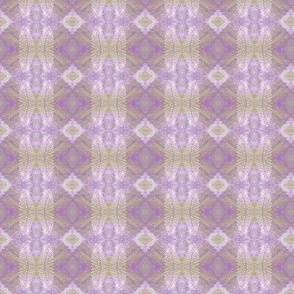 Earth Plaid (Purple & Gray Green)