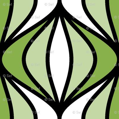 06015030 : sine pod : green bulb