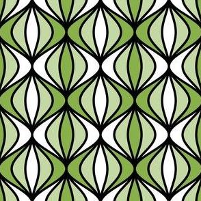 sine pod : green bulb