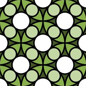 06015111 : R4 circles : green