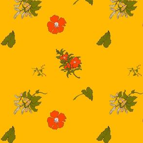 6_Spot_Floral_Pattern_Yellow
