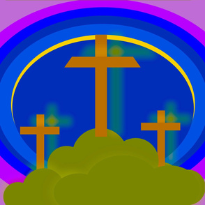 At the Cross; Small