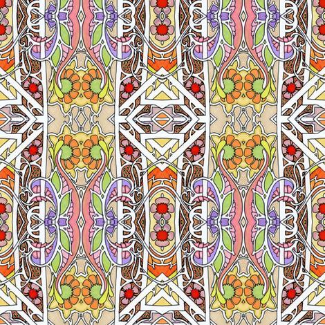 Edwardian Cheer fabric by edsel2084 on Spoonflower - custom fabric
