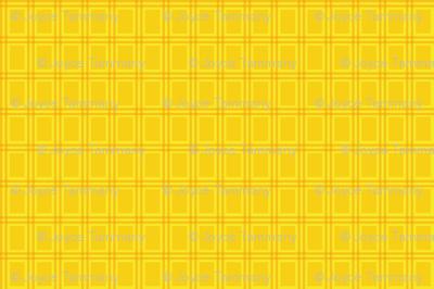 Magical NEET plaid - yellow
