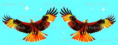 Dancing Eagles