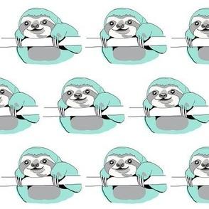 Mint Sloths