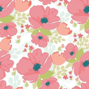 Sweet garden floral