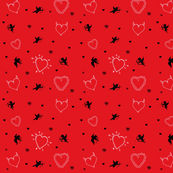 Cupid | Red