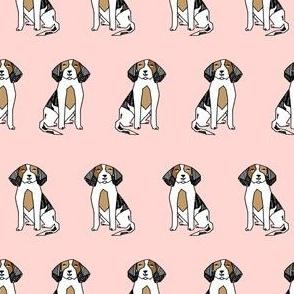 beagle // beagles fabric andrea lauren dog fabric dogs design pets
