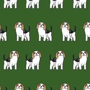 spaniel // pet dog fabric cute dogs design