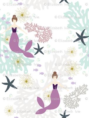 Laguna Mermaids // Brunette