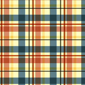 Plaid to be with the Professor