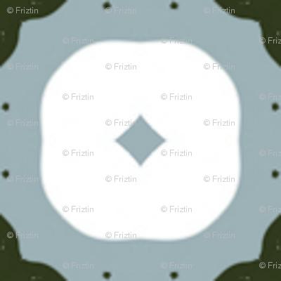Retro Disco Dots by Friztin