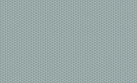 Blue Mod Sakura by Friztin fabric by friztin on Spoonflower - custom fabric