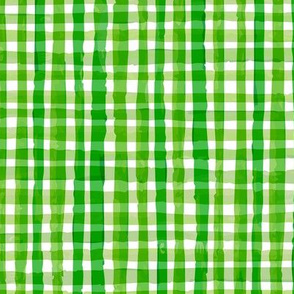 Ambrosia Gingham (green)
