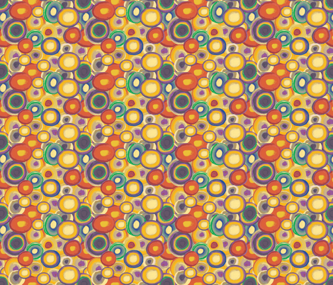 Lights-ch fabric by ruthjohanna on Spoonflower - custom fabric