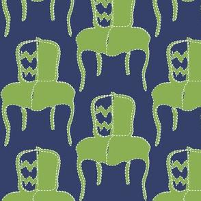 Sew Upholstery greenery