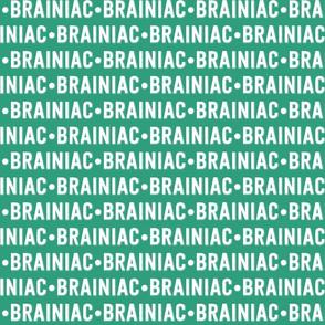 Brainiac Text | Gossamer