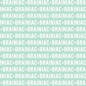 Brainiac Text | Cruise
