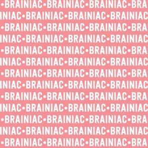 Brainiac Text | Wewak