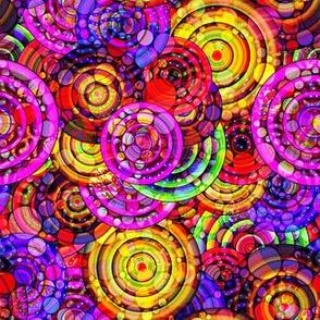 RAINBOW CANDY PARADISE ORIGINAL PINK FUCHSIA