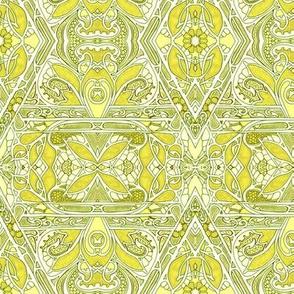 Lemon Lime Geometric Time