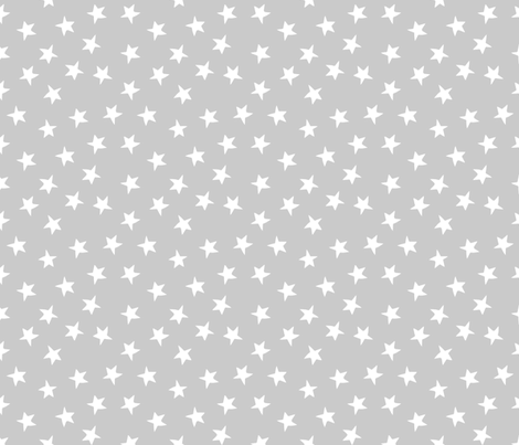 stars star fabric nursery baby design simple star