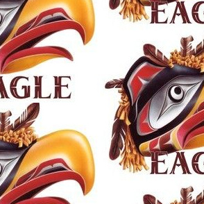 First Nations Eagle