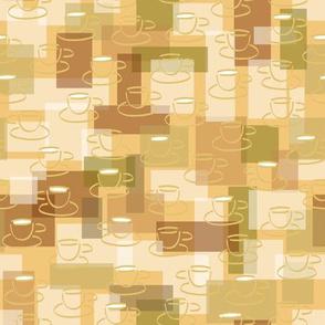 Cuppa Cappuccino Joe-Tan Retro