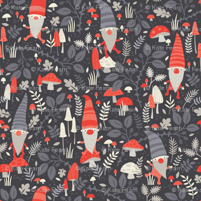 Nordic gnomes small // by petite circus