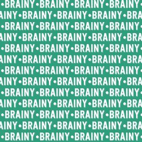 Brainy Text | Gossamer