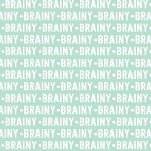 Brainy Text | Cruise