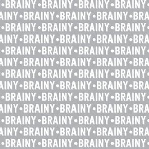 Brainy Text | Stone